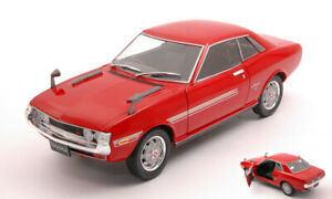 Model Car Scale 1:24 Toyota Celica Gt diecast vehicles road Red