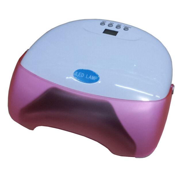 12W Led UV Lamp For Shellac Gelish Nail Gel Polish Curing/UV Nail Dryer Pro