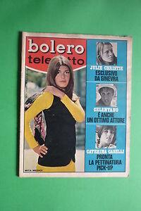 BOLERO 1114/1968 MITA MEDICI EQUIPE 84 MIREILLE MATHIEU CASELLI CELENTANO CHIARI