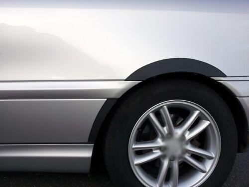 Mercedes clase s w220 radlauf las molduras cromo delante atrás frase 6 unidades 98-05