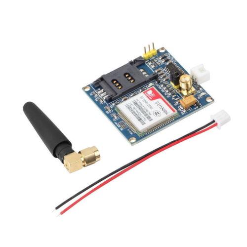 Módulo de extensión SIM900A V4.0 Kit inalámbrico GSM GPRS Tablero Antena probada HC L35