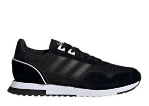 Adidas 8K 2020 EH1434 Nero Scarpe Uomo Sneakers Sportive Running