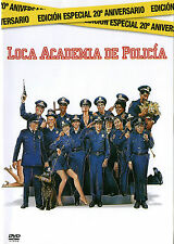 PELICULA DVD LOCA ACADEMIA DE POLICIA EDICION ESPECIAL 20 ANIVERSARIO PRECINTADA