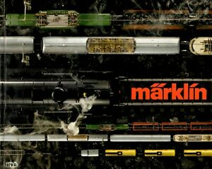 Märklin Catalogue 1979 D, D'occasion Mais Encore Très Bon état, 137 Pages-afficher Le Titre D'origine