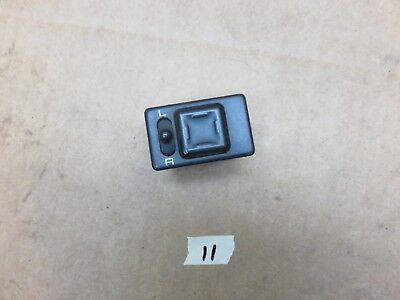 New 89-94 Nissan 240sx S13 center console power mirror switch delete cover plug