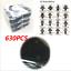 thumbnail 1 - 630Pcs 16 Kinds 3 Layers Auto Fasteners Set Car Bumper Clip Repair Parts Clip