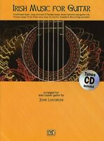 Irish Music For Guitar - Book And Cd 014016228