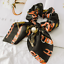 Solid-Floral-Bow-Scrunchie-Hair-Band-Elastic-Hair-Ties-Rope-Scarf-Accessories thumbnail 25