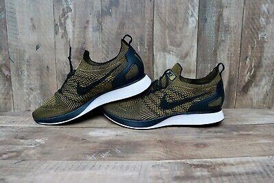 Nike Men Air Zoom Mariah Flyknit Racer (black desert moss desert moss black)