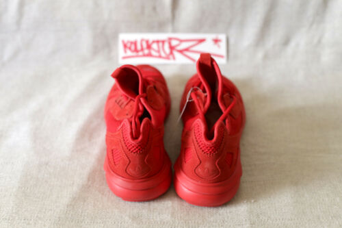 Rare Adidas Size 5 Yeezy Triple Kanye Runner Us 9 Exclusive Red Limited Tubular qrqUZv