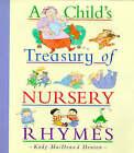 A Child's Treasury of Nursery Rhymes by Pan Macmillan (Hardback, 1998)