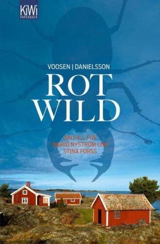 1 von 1 - Rotwild / Ingrid Nyström & Stina Forss Bd.2 von Danielsson Voosen *Nichtraucher*
