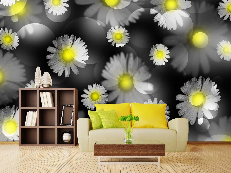 3D Viele chrysanthemen 655 Fototapeten Wandbild Fototapete BildTapete Familie DE