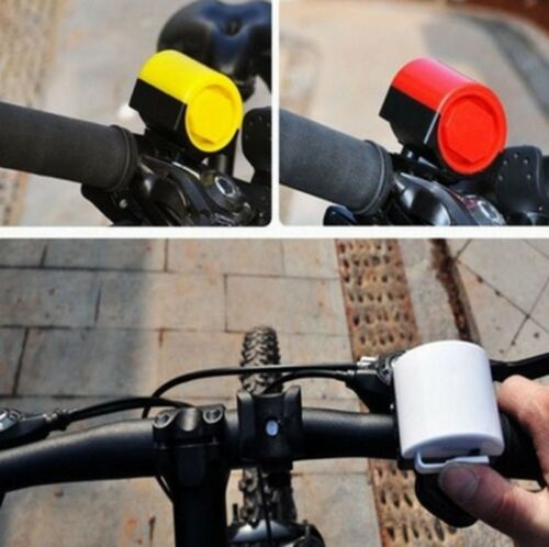 Electronic 90dB Loud Bike Horn MTB Bicycle Handlebar Bike Alarm Bell