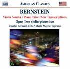 Violinsonate/Klaviertrio von Opus Two (2010)