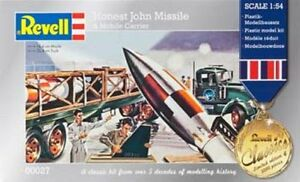 1-54-revell-SSP-Honest-John-Missile-with-Mobile-Carrier-model-kit-new-in-the-box