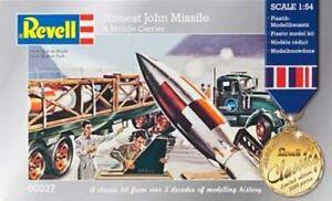 1/54 revell SSP Honest John Missile with Mobile Carrier model kit new in the box