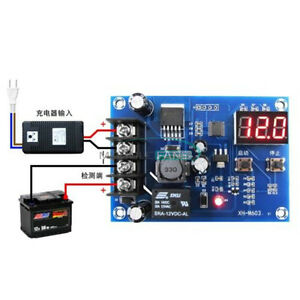 12-24V-Charge-Control-Module-Storage-Lithium-Battery-Protection-Board-XH-M603