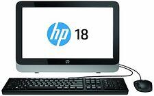 """HP Pavilion 18-5010 18.5"""" All In One Desktop Windows 8.1 AMD 500GB HDD 4GB RAM"""