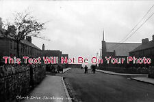 DR 55 - Church Drive, Shirebrook, Derbyshire - 6x4 Photo