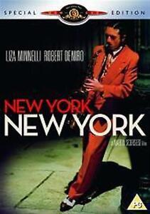 NEW-YORK-NEW-YORK-ROBERT-DE-NIRO-LIZA-MINNELLI-2-DISC-SPECIAL-EDN-DVD-EXCELLENT