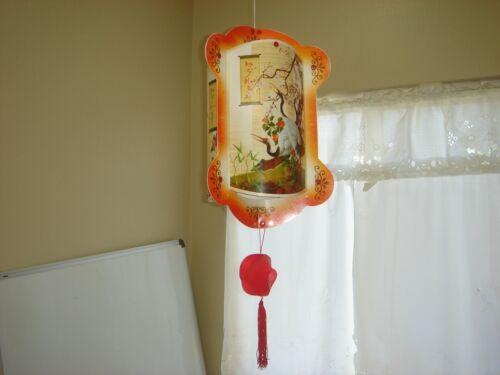 Vietnamese new year decorative lantern