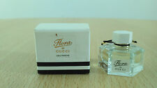 Flora by Gucci Eau Fraiche Gucci for women 5 ml EDT boxed miniature mini