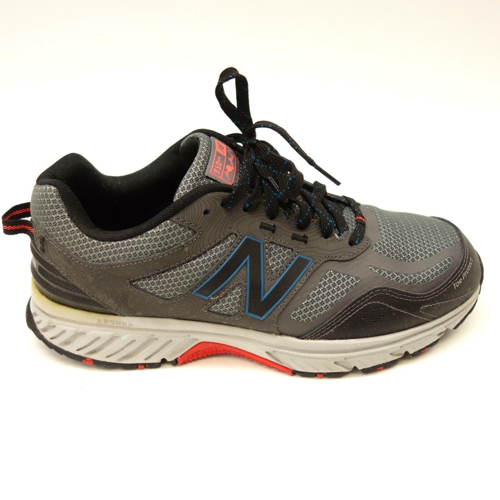 New Balance Herren 510 V4 Grau Ortholite Athletic Gesundheit Wanderschuhe Größe