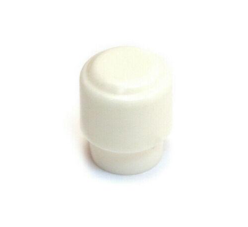 White Round Switch Tips for Import Telecaster//Tele® Guitar Etc SK-IMP-TRW 2