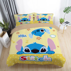 Lilo-amp-Stitch-Bedding-Sets-Queen-Twin-Full-Size-Comforter-Cover-Set-Pillow-Cases