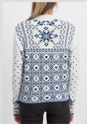 norwegian snowflake Blutsgeschwister Pullover Cosy and cool Pully