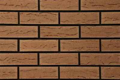 Sonderabschnitt Celina-klinker-riemchen Nf Arosa Rustik Tobacco Colour Postenware Fassade