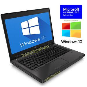Hp Laptop Computer Probook Windows 10 Win 14 Quot 2 1ghz 4gb