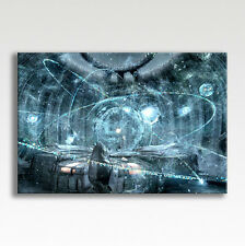 "PROMETHEUS CANVAS Aliens HR Giger Photo Poster Print Wall Art 30""x20"" CANVAS"