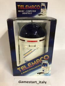 TELEMACO MICRO COMPUTER DIDATTICO ROBOT - NUOVO - ANNI 80 GIOCO ...