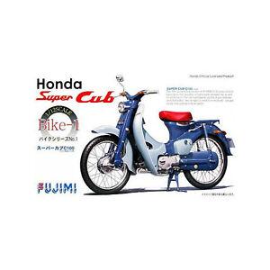 Fujimi Bike-01 1/12 Honda SUPER CUB C100 1958 Limited Ver. from Japan Very Rare