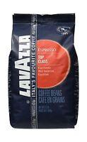 Lavazza Top Class Espresso Whole Bean Coffee 2.2-pound Bag 35.2... Free Shipping