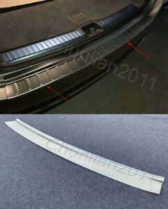 Beautost for Benz New GLE 350 450 W167 2020 Rear Bumper Sill Plate Guard Cover Trim Stainless Steel Matte