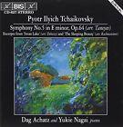 Symphony No. 5 (nagai Achatz) 7318590006276 by Tchaikovsky CD