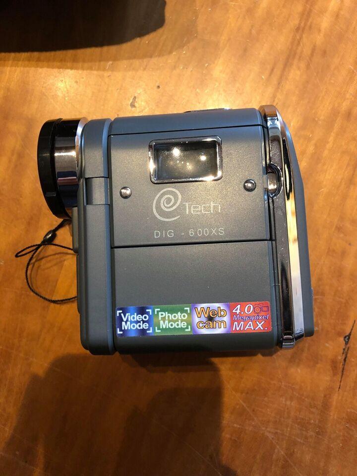 Videokamera, Perfekt