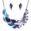 Fashion-Crystal-Necklace-Bib-Choker-Chain-Chunk-Statement-Pendant-Women-Jewelry thumbnail 72