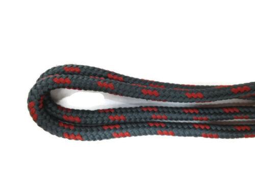 30cm pour 120cm 5mm Rond Métal Incliné Lacets Chaussures Randonnée Botte