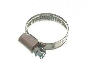 100-Viele-X-Edelstahl-Zubehoer-Schlauchschelle-Schlauchklemme-18Mm-32Mm