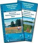 Naturpark Uckermärkische Seen Ost / Uckerseen 1 : 50 000 (2009, Mappe)