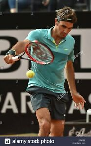 Tenue tennis (outfit) Nike Roger Federer RF, Madrid/Rome/Istanbul 2015, taille M