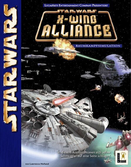 Star Wars: X-Wing Alliance - Relaunch (PC, 2001)
