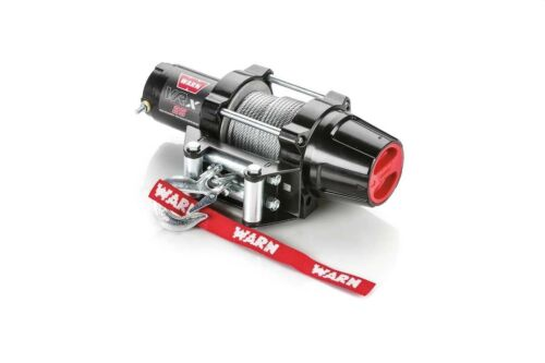2500lb WARN VRX 25 Winch Mount Combo 2009-2019 Kawasaki Mule 4000//4010