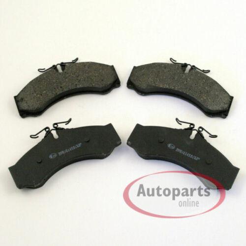 Mercedes Sprinter Bremsbeläge Bremsklötze Bremsen für vorne hinten