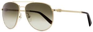Salvatore-Ferragamo-Aviator-Sunglasses-SF157S-717-Gold-Havana-60mm-157