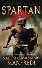 Spartan: A Novel by Manfredi, Valerio Massimo, Good Book